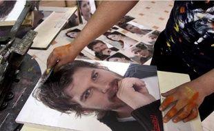 Le héros de la série turque « Nour ».
