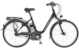 Un vélo à assistance électrique Gitane