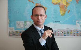 Le spécialiste des mouvements radicaux, Mathieu Guidère.