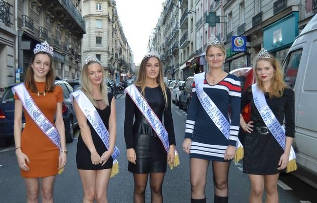 L'élection de Miss Montmartre 2017 dans le 18e