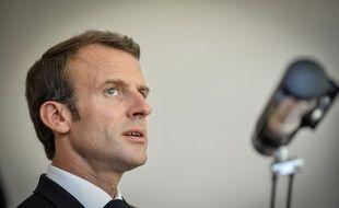 «Le seul responsable, c'est moi et moi seul», a déclaré le chef de l'Etat.