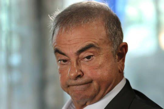 Des magistrats français en déplacement au Liban ont commencé lundi 3 mai 2021 à entendre l'ancien patron de Renault-Nissan Carlos Ghosn