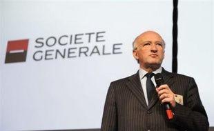 La Société Générale, une des trois premières banques françaises, a révélé jeudi avoir perdu 7 milliards d'euros, dont près de 5 milliards de pertes provoquées par un trader de 31 ans dans la fraude la plus colossale de l'histoire de la finance mondiale.