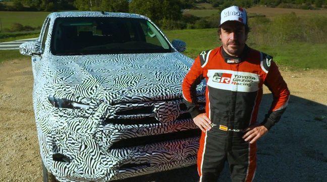 Fernando Alonso a développé… un pick-up routier !