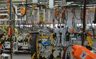 Après avoir connu du retard à l'allumage, PSA Peugeot Citroën veut rattraper son retard en Chine grâce à sa ligne DS destinée à concurrencer les champions allemands du haut de gamme.