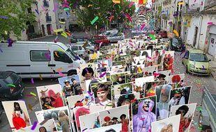 Cette année, le carnaval à Aniane était virtuel. Une première !