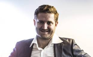Simon Baldeyrou, patron de Deezer.