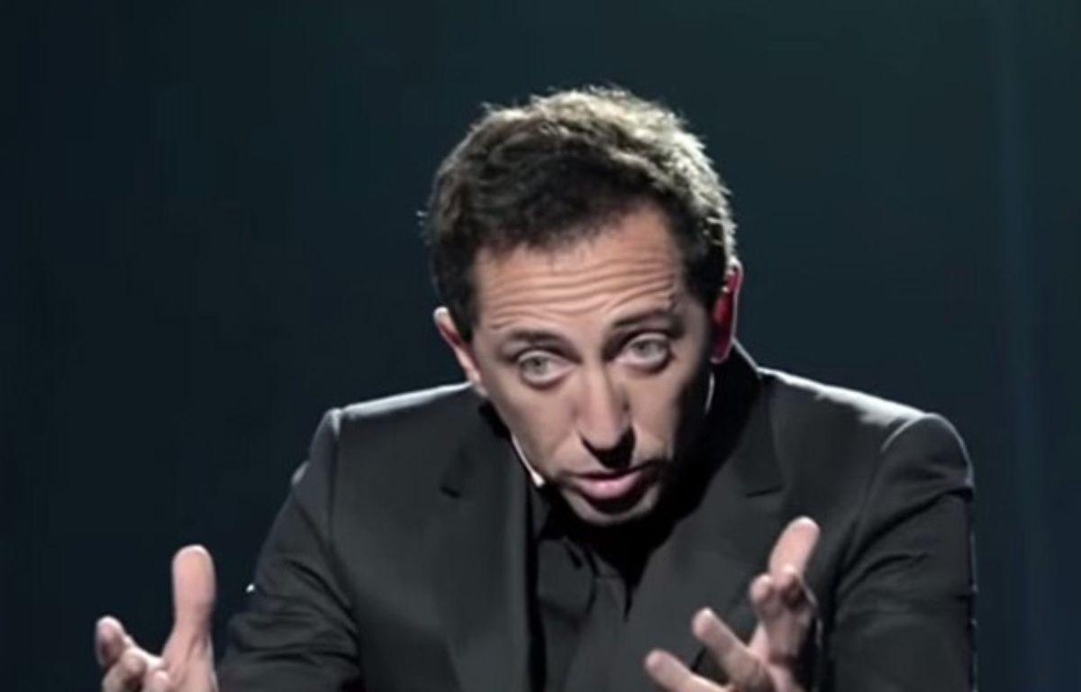 Capture d'écran de la pub de Gad Elmaleh pour LCL – LCL