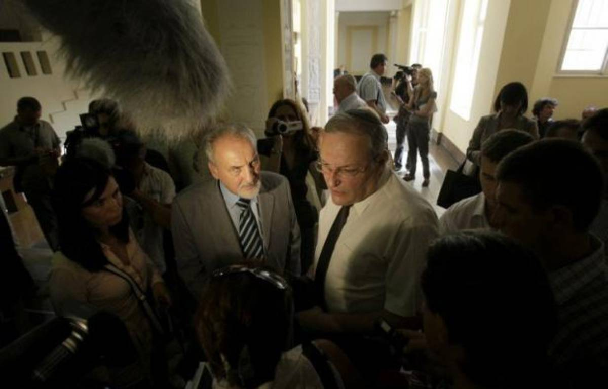 Le criminel nazi le plus recherché au monde, Laszlo Csatary, âgé de 97 ans et accusé de complicité dans la mort de 15.700 juifs pendant la Deuxième Guerre mondiale, a été retrouvé à Budapest, a annoncé dimanche le directeur du bureau du centre Wiesenthal en Israël. – Ferenc Isza afp.com
