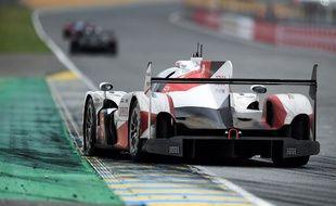 Toyota au 24h du Mans