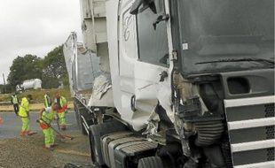 L'an passé, le nombre d'accidents a progressé dans le Rhône. illustration.