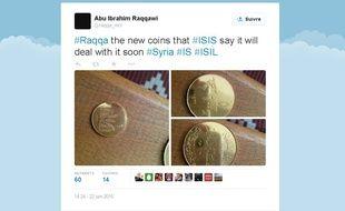 Capture d'écran de Twitter, le 24 juin 2015.
