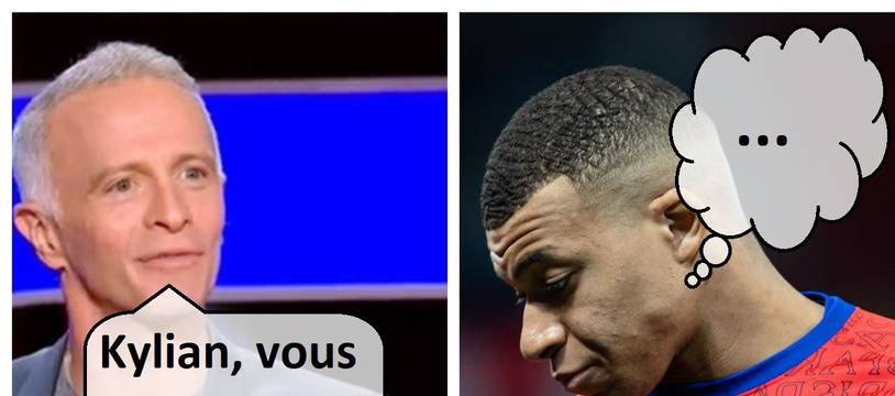 Moment crucial pour Kylian