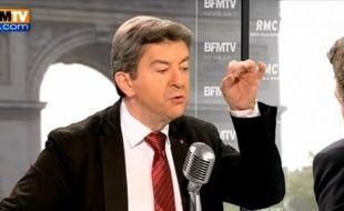 Jean-Luc Mélenchon, interrogé sur BFMTV le 28 juin 2012.