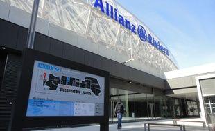 Le centre commercial Nice One est adossé à l'Allianz Riviera.