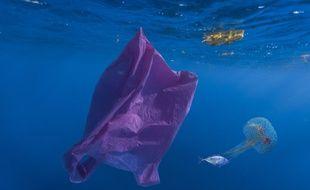 La mer Méditerranée est la plus polluée d'Europe selon l'Ifremer (illustration).