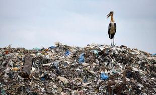 634.000 kilos de déchets terminent dans la mer chaque seconde.