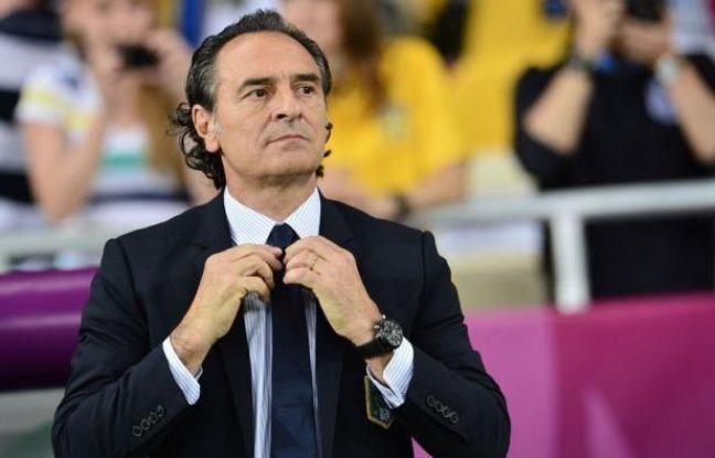 Cesare Prandelli a bâti sur les ruines du Mondial-2010 une nouvelle Italie, plus joueuse et moins basée sur la défense, et l'a conduite jusqu'en finale de l'Euro-2012.