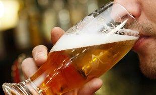 La bière pression à la maison (illustration).
