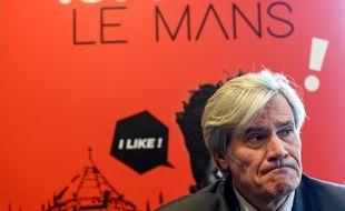 Stéphane Le Foll, ancien ministre et maire du Mans.