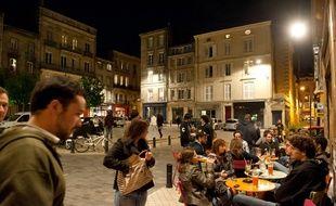 La vie nocturne Bordelaise a évolué en s'étendant à quasiment tous les quartiers de la ville.  Photo : Sebastien Ortola