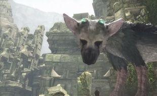 Image extraite de la vidéo de présentation du jeu de Sony «The Last Guardian», attendu en 2016 sur PS4.