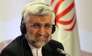 L'Iran a exigé jeudi que les grandes puissances reconnaissent son droit à l'enrichissement d'uranium et minimisé les chances d'une rencontre bilatérale avec les Etats-Unis à la veille de nouveaux pourparlers au Kazakhstan, qui s'annoncent difficiles.