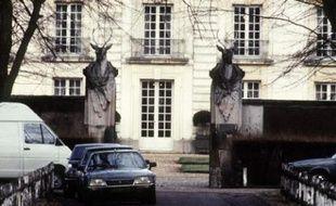 La résidence d'Etat de la Lanterne à Versailles