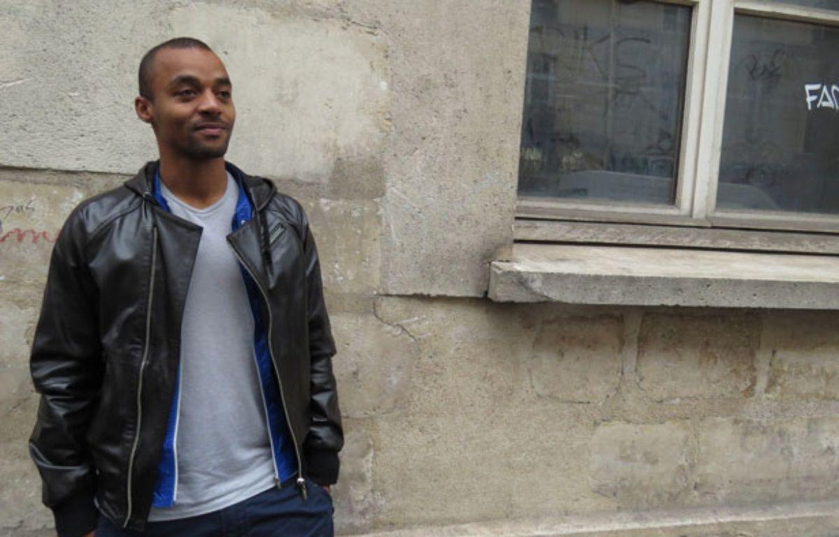 David Bellion, ici à Paris le 23 octobre 2014, évolue désormais au Red Star. – R.Baheux/20 Minutes