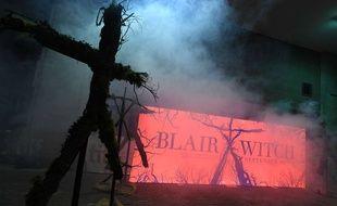 Ambiance à l'avant-première de «Blair Witch» au festival du film de Toronto