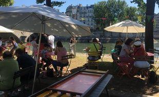 Paris Plages est présent dans la capitale jusqu'au 1er septembre. Des acitvités sont disponibles pour tous les âges et tous les goûts.