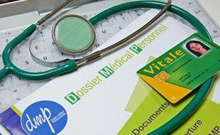 Dossier Medical Personnel et la Carte Vitale 2.