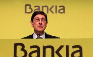 Sa quasi-faillite en 2012 avait poussé l'Espagne à demander une aide européenne de plus de 40 milliards d'euros pour ses banques, mais désormais Bankia n'est plus le mouton noir du secteur, s'apprêtant à revenir lundi dans l'indice vedette de la Bourse de Madrid.