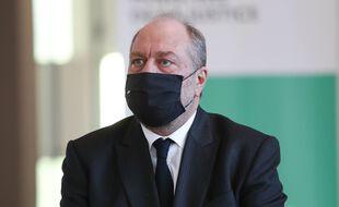 Eric Dupond-Moretti, le ministre de la Justice, le 12 février 2021.