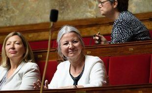 La députée de l'Oise Agnès Thill.