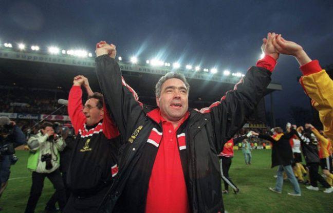 Ladislas Lozano, le 3 mars 2000.