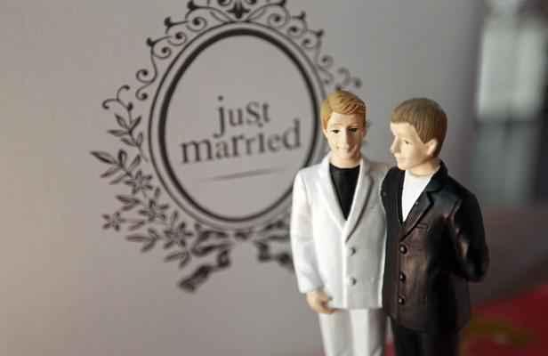 Premier divorce d 39 un couple homosexuel en france for Salon du divorce