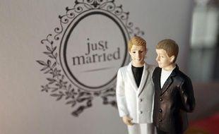 Illustration mariage pour tous.