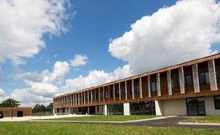 Le collège public Julie-Victoire-Daubié à Saint-Philbert-de-Grandlieu