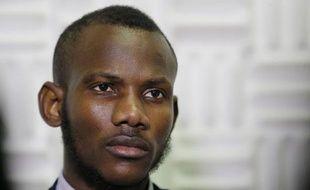 Lassana Bathily, le héros de l'Hyper Cacher de la porte de Vincennes.