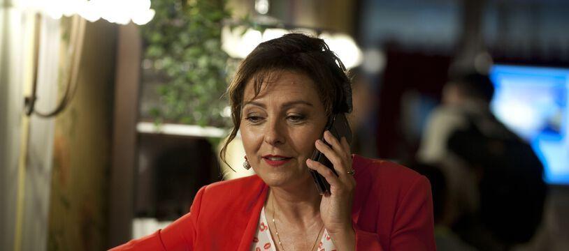 Carole Delga, le soir de sa réélection à la présidence de la région Occitanie, le 27 juin 2021.