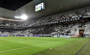 Le Matmut stadium de Bordeaux n'est pas rentable pour son exploitant. Credit:Ugo Amez/SIPA/1603091254