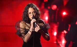 Marghe, finaliste de The Voice 2021.