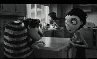 Frankenweenie Decouvrez Un Extrait Exclusif Du Dernier Film De Tim Burton
