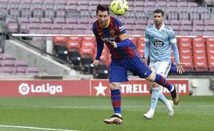 Lionel Messi (Barcelone).