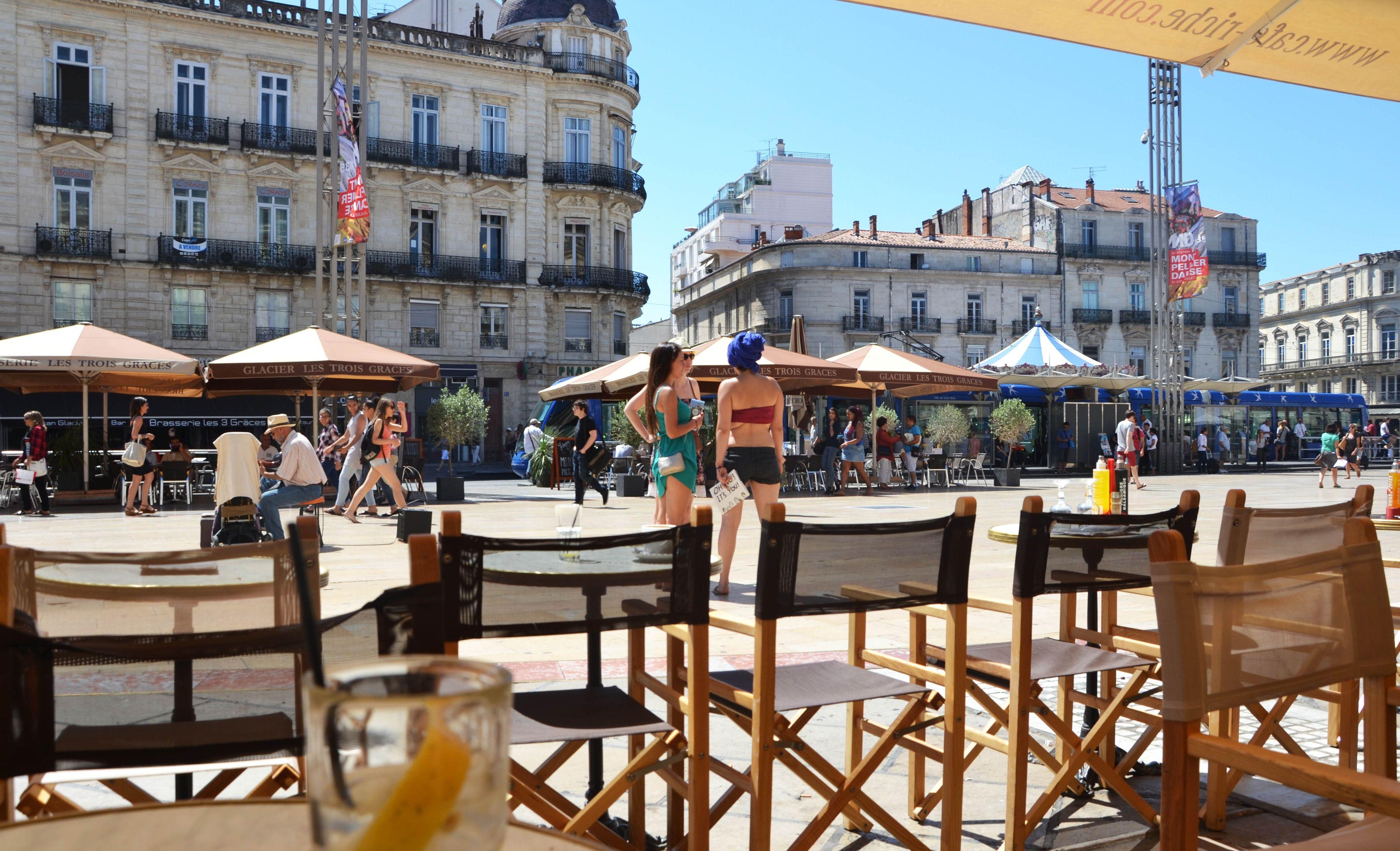 Montpellier le top 10 des meilleures places pour boire un for Piscine montpellier