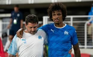 Luiz Gustavo aimerait quitter l'OM pour Fenerbahçe cet été.