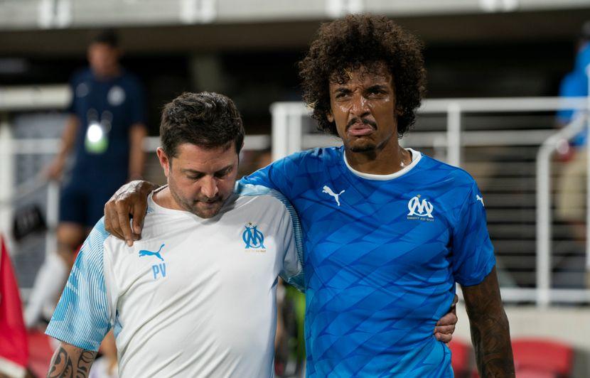 Mercato: Aïe, Luiz Gustavo voudrait quitter l'OM... Toujours rien pour Neymar...Revivez la journée avec nous