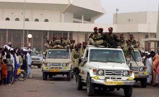 """Deux députés tchadiens ont été inculpés jeudi pour """"complicité"""" dans le cadre d'un complot présumé au Tchad, a-t-on appris de source judiciaire."""