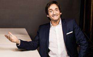 L'humoriste Pierre Palmade, à la tête du Grand restaurant sur M6.